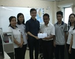 Charity Donation of Children Furniture from Changhua Christian Hospital (Myanmar Case Study)